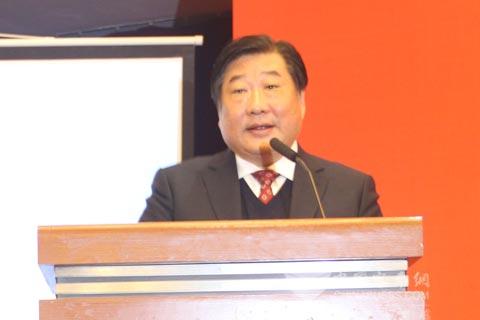 谭旭光再次当选中国内燃机协会理事长
